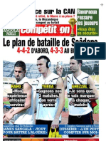 Edition du 10/01/2010