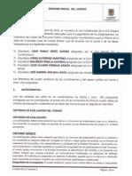 Informe Inicial Del Jurado Alcal Ciudad Bolivar