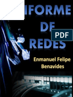 Informe de Redes - Enmanuel Felipe Benavides Correa