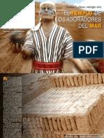 Huaca Pucllana -Revist Generacion