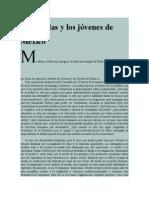 Carta a Las y Los Jóvenes de México