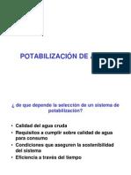 Exposicion de Potabilizacion de Aguas