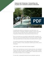 Guia de Desenho Urbano de Ciclovias_ Conselhos Da Organização NACTO Para Um Ciclismo Urbano Eficiente e Seguro _ ArchDaily Brasil