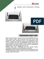 Mg6002w Wifi Hw