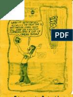 Tetragrammaton Fragments - September 1977, #53