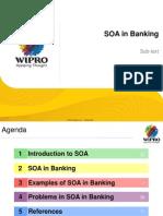 SOA in Banking
