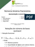 Números Binários Fracionários