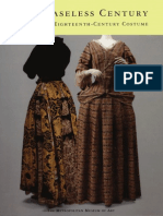 The Ceaseless Century Three Hundred Years of Eighteenth Century Costume