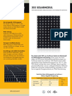 Datenblatt SunPower SPR 305 WHT_0