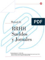 Manual sueldos y jornales