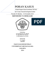 Case Meniere's Disease