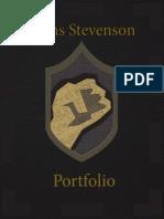 P 9 Evans Stevenson