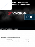 Yokohama Advantage Associate Dealer Program
