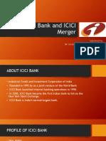 Icici Bank and Icici Merger