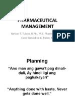 Management - PRELIMS