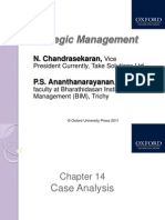 Chapter 14 strategic management
