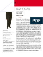Joseph Genshlea