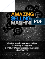 Amazing Selling Machine - Amazon FBA
