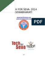 Papers Presented @ Tech for Seva Sewabharati
