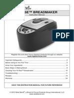 Westblend Bread Maker 41300