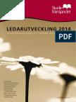 Ledarutveckling 2014 Webb