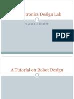 Mechatronics Design LAB