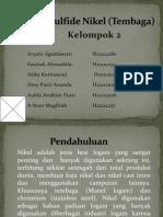 Endapan Nikel Sulfida