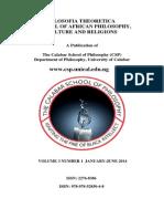 1preliminary Pages Filosofia Theoretica 3-1 2014