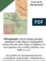 Caractéristiques de l'architecture Mésopotamienne (1000-650av.ppt