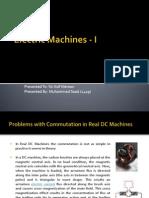 Electrical Machine Presentation 1