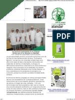 Una Cocina de Emociones y Esperanzas - Revista Alandar