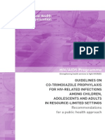 Who Hiv Aids Programme 2006