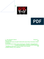 Definisi Arus AC Dan DC