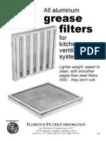 1. Kleen Gard Aluminum Filters