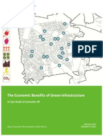 2014 CNT-The Economic Benefits of Green Infrastructure - EPA Report