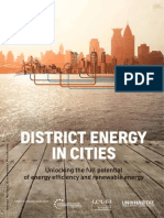UN DistrictEnergyinCities Advanced Summary12pagerlowres