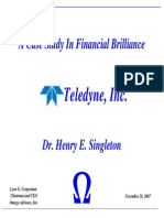 69013761 Leon Cooperman Value Investing Congress Henry Singleton