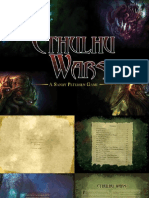 Cthulhu Wars Rulebook