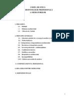 Codul de Etica Si Deontologie Profesionala