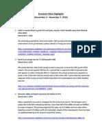 Group 10 (Section a)_Newsletter_November 3-November 7 2014