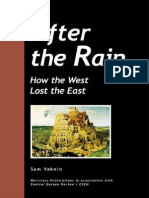 After the Rain How the West Lost the East by Samuel Vaknin