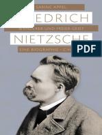 Friedrich Nietsche - Wanderer und freier Geist