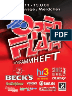 Programmheft 2006