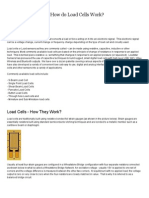 Load Cells - Loadstar Sensors - Technology