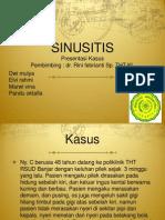 Sinusitis Dr.rini Tutorial