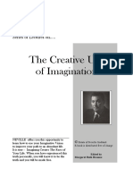 The Creative Use of Imagination Neville Goddard