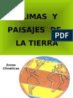 CLIMAS CÁLIDOS