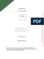 Lampiran ContohPedomanMutu SNI ISO 9001 UKM