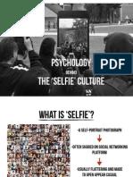 selfie culture low