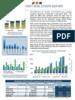 Nantucket Real Estate Market Update - November 2014